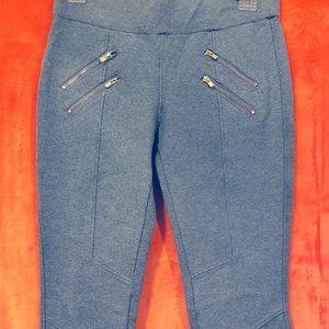 Stretch designer winter leggins